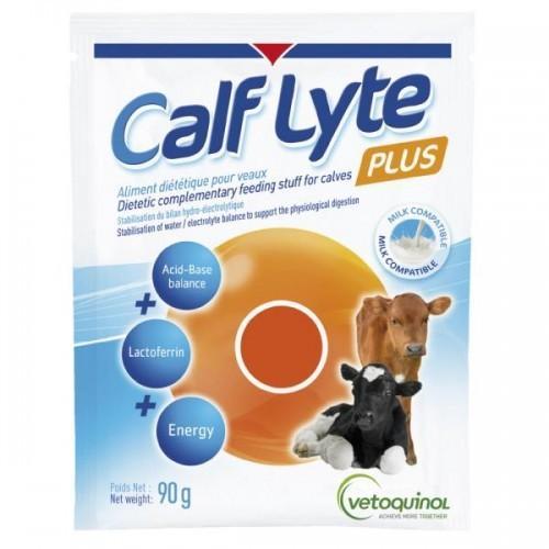 NIEUW Calf Lyte Plus elektrolyten voor kalveren