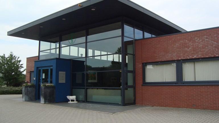 Dierenartsenpraktijk Beilen (foto van RTV Drenthe)