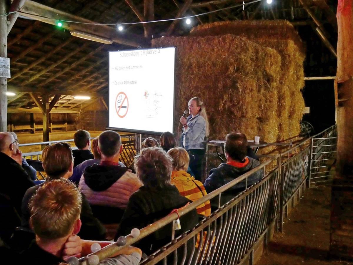 Boerenavond dierenartsenpraktijk Beilen 1 oktober 2019