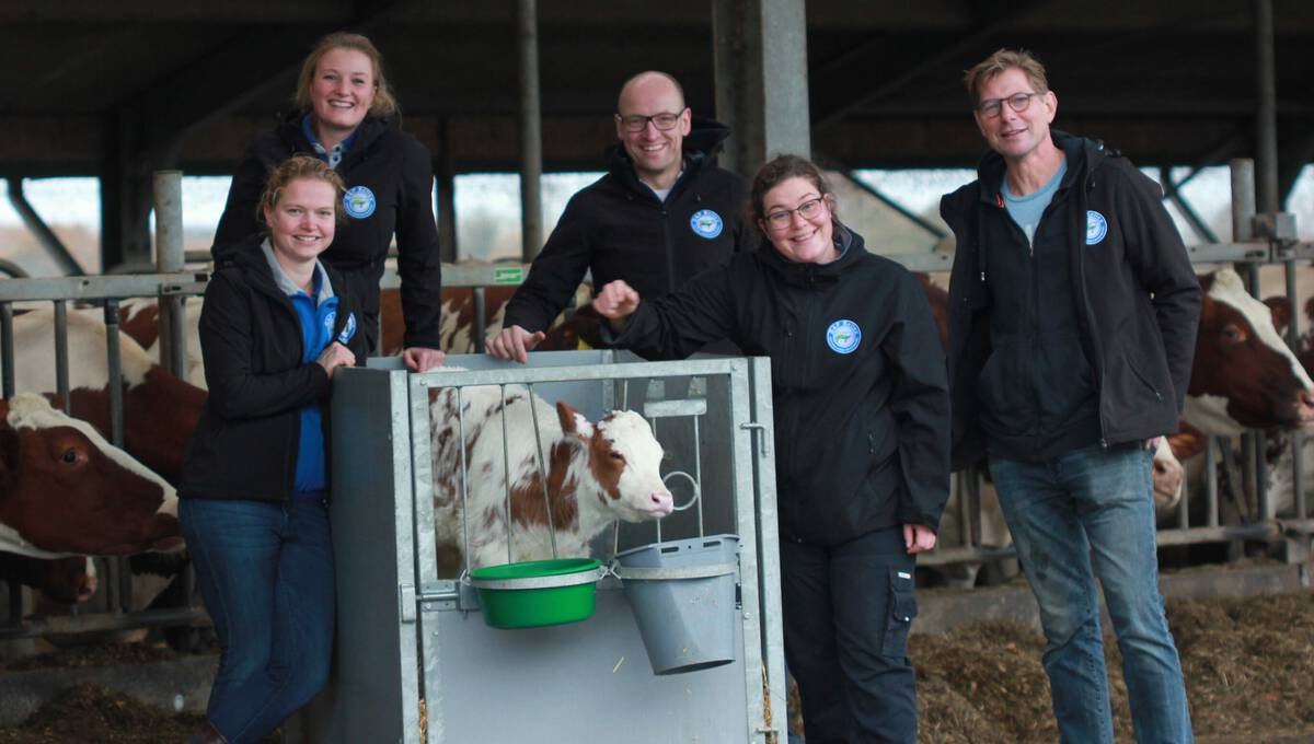 Verhuizing landbouwhuisdierenteam